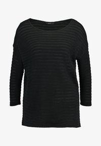 ONLASTER ELCOS - Strikpullover /Striktrøjer - black