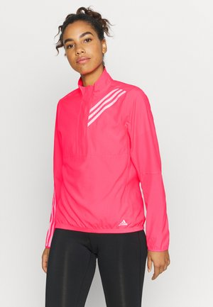 RUN IT JACKET - Løbejakker - pink