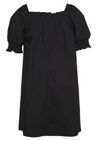 Fashion Union Plus - DARLON DRESS - Day dress - black - 1