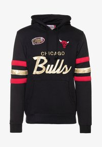 Mitchell & Ness - NBA CHICAGO BULLS CHAMPIONSHIP GAME - Club wear - black - 4
