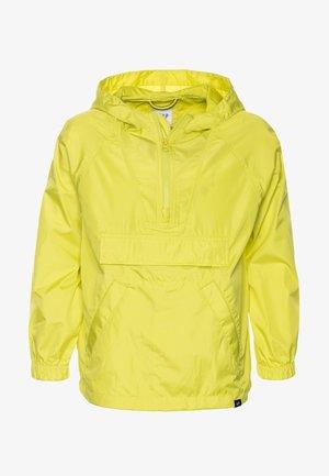 UNISEX  ANORAK - Light jacket - peridot