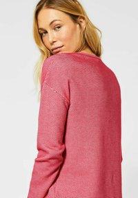 Cecil - Sweatshirt - rot - 2