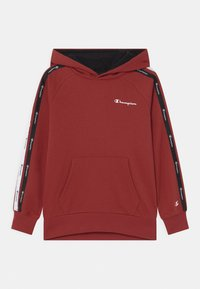 Champion - LEGACY AMERICAN TAPE HOODED UNISEX - Hoodie - red - 0