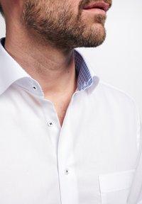 Eterna - MODERN FIT - Shirt - weiß - 2