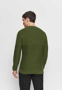 Selected Homme - SLHCONRAD  - Jumper - green - 2