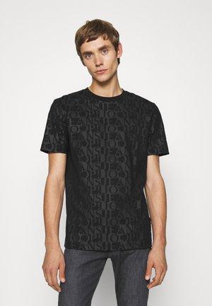 ALESSANDRO - Print T-shirt - black