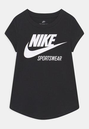 SPORTSWEAR - Camiseta estampada - black