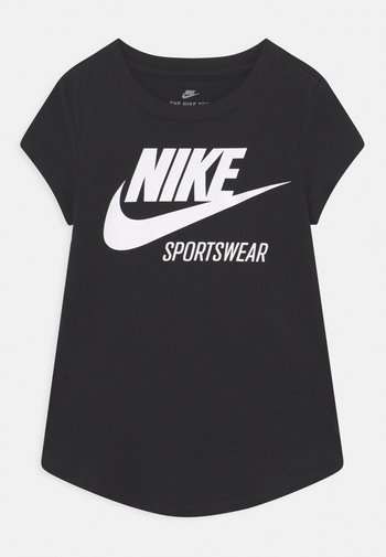 SPORTSWEAR - Print T-shirt - black