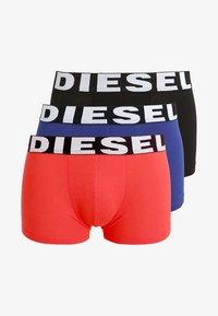 Diesel - UMBX-SHAWN BOXER 3 PACK - Culotte - black/blau/rot - 5