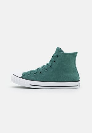 CHUCK TAYLOR ALL STAR UNISEX - Höga sneakers - forest pine/black/white