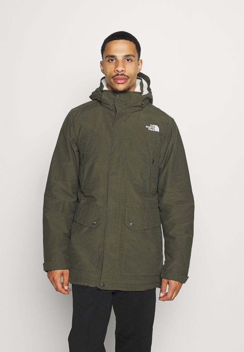 The North Face - KATAVI - Parka - new taupe green