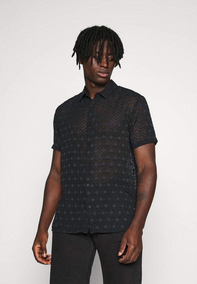 GEO  - Camicia - black