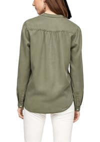 s.Oliver - Blouse - green - 1