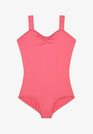 BALLET WIDE STRAP LEOTARD - Leotard - flamingo