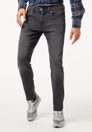 Jeans Tapered Fit - dark grey