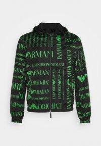Emporio Armani - BLOUSON - Summer jacket - verde - 5