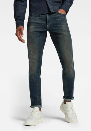 REVEND FWD SKINNY - Jeans Skinny Fit - antic nebulas
