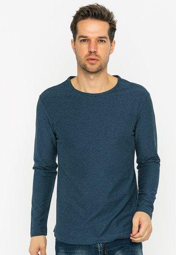 LONG SLEEVE - Long sleeved top - indigo