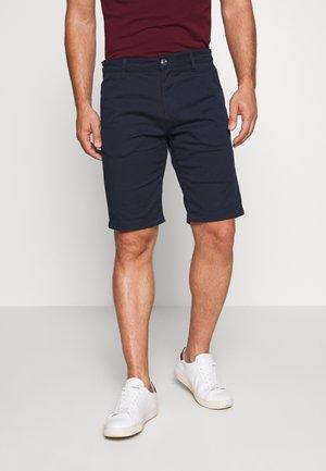 CHINO SHORTS - Shorts - dark blue