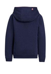 WE Fashion - MET OPDRUK - Hoodie - dark blue - 3