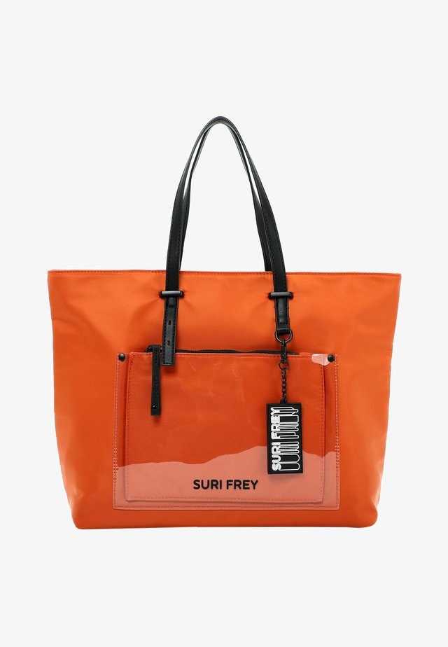 SURI BLACK LABEL TESSY - Shopper - orange 610