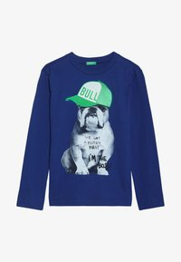 Benetton - Langærmede T-shirts - blue - 2