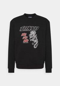 TOKYO CREW - Sweatshirt - black