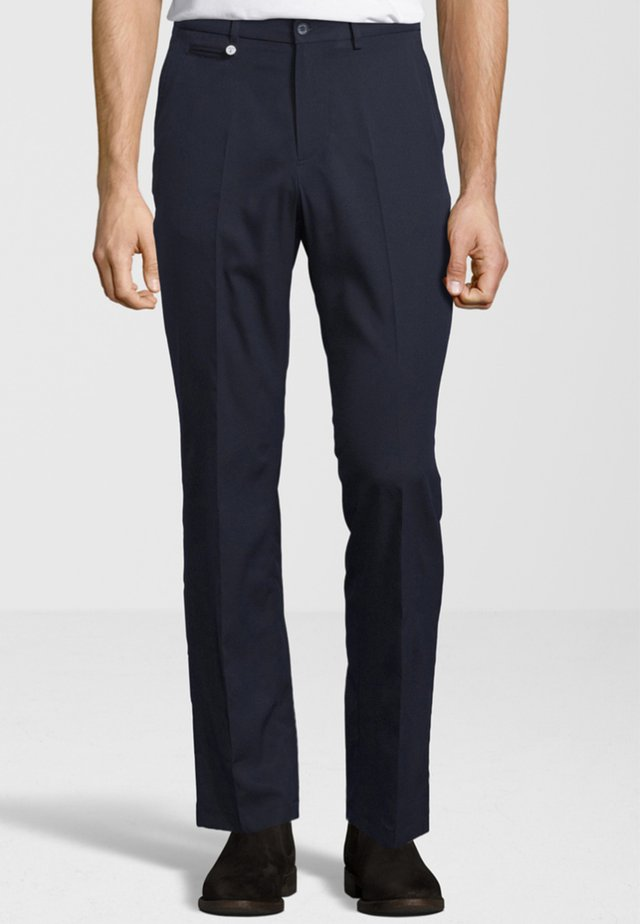 THE DOWNSWING - Trousers - navy