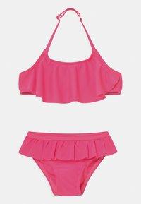 Name it - NMFFINI SET - Bikini - knockout pink - 0