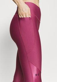 Under Armour - SHINE LEG - Tights - pink quartz - 3
