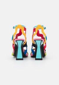 Kat Maconie - JIHAN - Sandals - flamingo/lemonade - 3