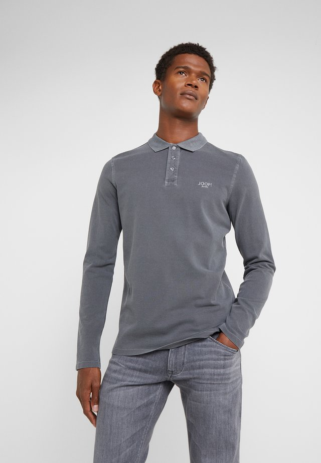 AMBROSIO - Polo shirt - anthra