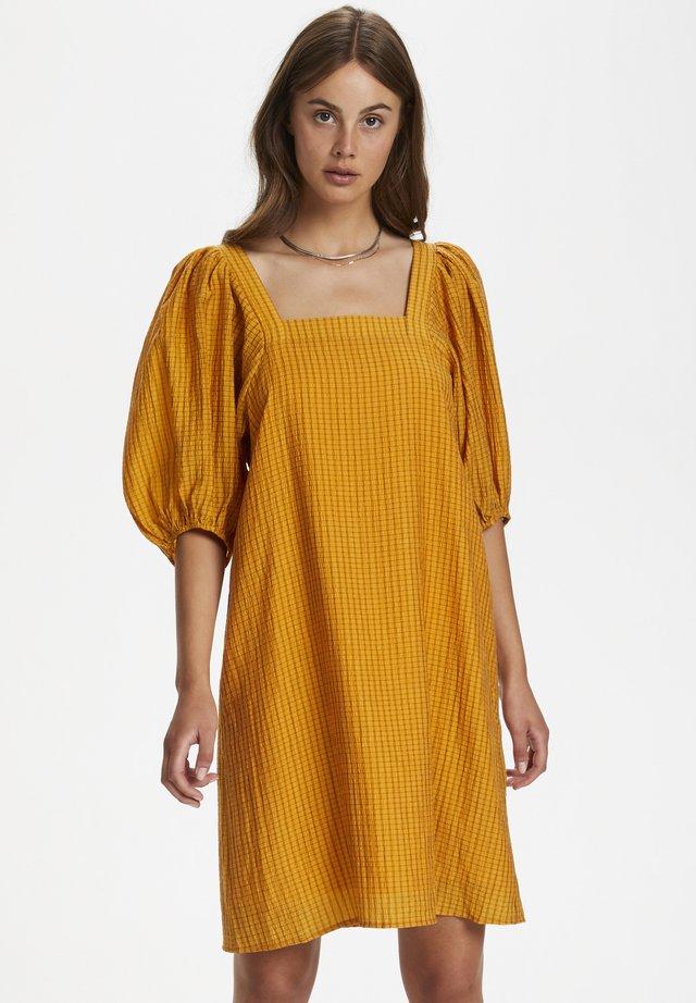 SLTAUTOU - Sukienka letnia - yellow