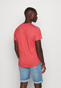 Tommy Jeans - ESSENTIAL JASPE TEE - T-shirts basic - deep crimson - 2