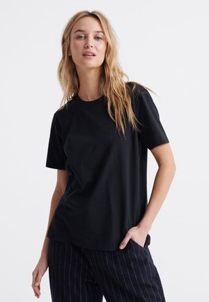 THE STANDARD LABEL - Camiseta básica - black