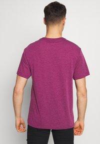 Fox Racing - LIGHTSPEED HEAD TECH TEE  - Funktionsshirt - purple - 2