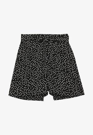 MONO SPOT TIE - Shorts - black