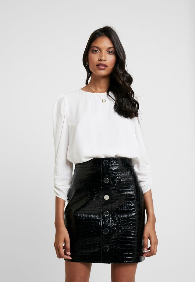 JOSEPHINE - Blouse - chalk white