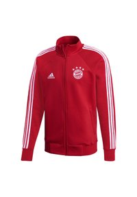 adidas Performance - FCB ICONS TOP - Training jacket - fcbtru/white - 11