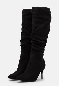 RAID Wide Fit - WIDE FIT JULIANA - Boots - black - 2