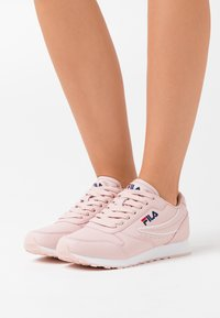 Fila - ORBIT - Zapatillas - sepia rose - 0