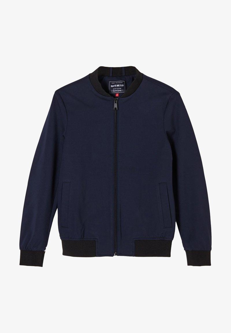 s.Oliver - Bomber Jacket - dark blue