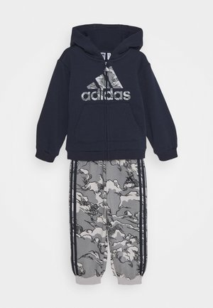 FAVOURITES TRAINING SPORTS TRACKSUIT BABY SET - Træningssæt - legend ink/grey three