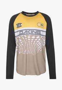 Dakine - DROPOUT  - Funktionsshirt - golden glow/stingray - 3