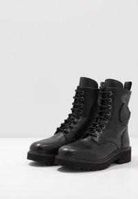Blauer - IRVINE - Snørestøvletter - black - 4
