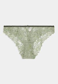 Women Secret - GUIPURE - Briefs - light khaki - 0
