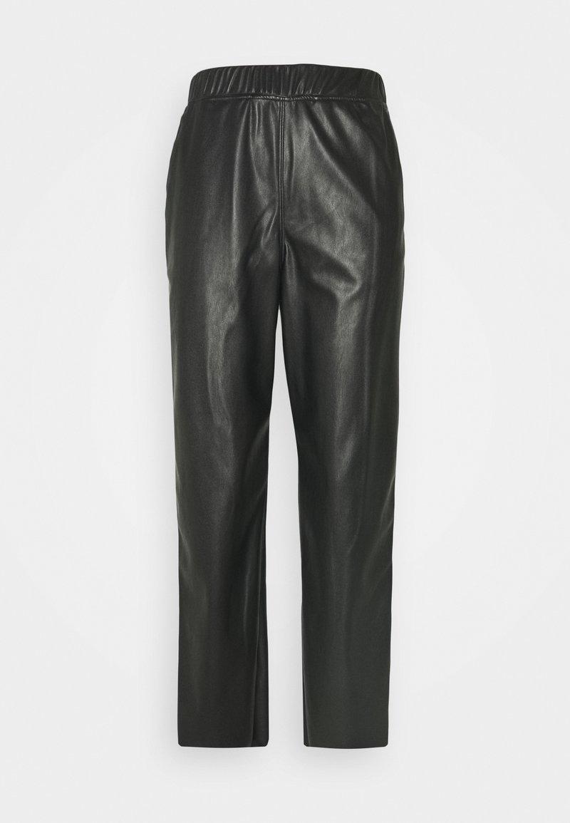 MAX&Co. - DANNI - Kalhoty - black