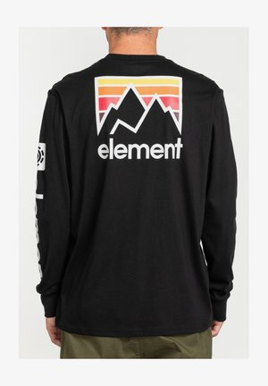 JOINT - Long sleeved top - flint black
