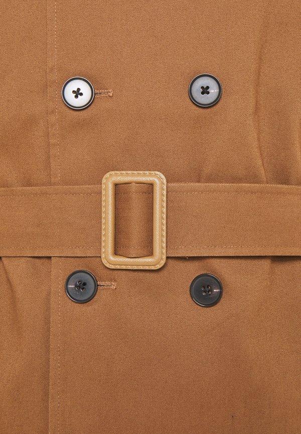 Jack & Jones PREMIUM PALMER - Prochowiec - dark earth/brązowy Odzież Męska IMPE