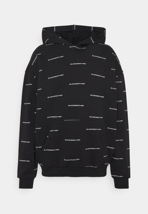 CUMBERLAND HOOD - Sweatshirt - black